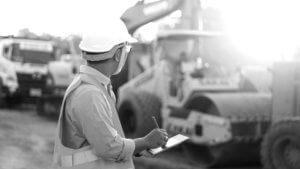 Controllo sicurezza sul lavoro